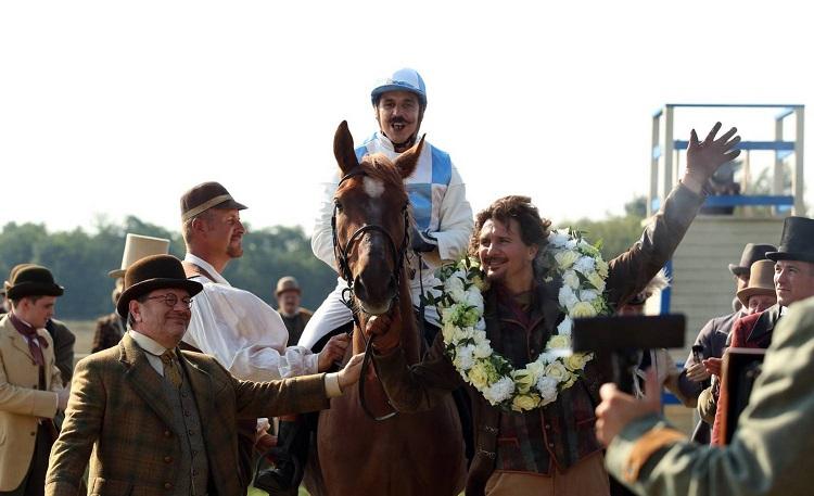 Film über das bislang erfolgreichste Rennpferd der Geschichte aus Ungarn – Kincsem