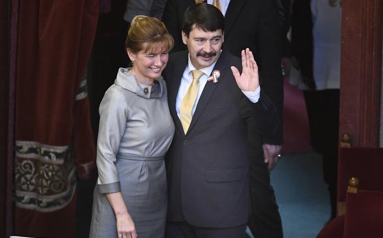 Präsidentenwahl in Ungarn – János Áder für eine zweite Amtsperiode wiedergewählt