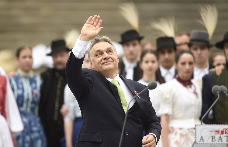 """""""Es ist unsere Aufgabe, dieses Land für sie zu bewahren"""" – Ministerpräsident Viktor Orbáns vollständige Festrede am 15. März post's picture"""