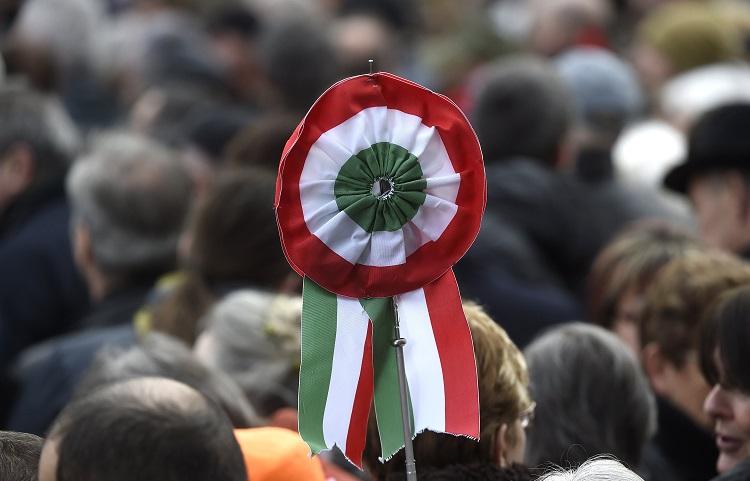 So wurde Ungarns Nationalfeiertag, 15. März, gefeiert – Galerie post's picture