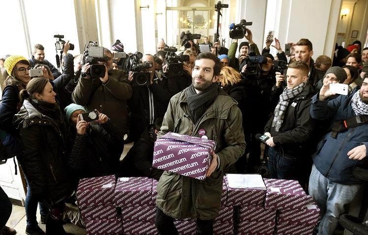 Budapost: Vorwahlen bei der Opposition: Fekete-Győr tritt an