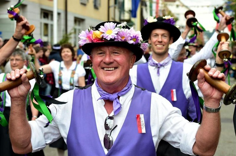 Ungarn feiern in Baden-Württemberg – Bátaszék-Besigheim: 25 Jahre Städtepartnerschaft post's picture