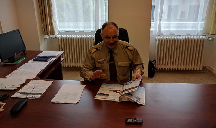 """""""Die Kompetenzzentren sind die offenen Türen der NATO"""" – Interview (Teil 1.) mit Oberst Dr. László Fazekas, Direktor vom NATO Kompetenzzentrum für Militärmedizin, Budapest post's picture"""