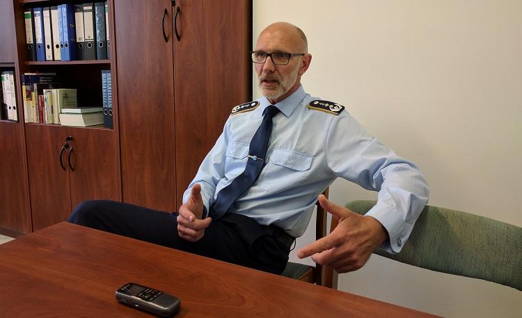 """""""Ich fühle mich hier sehr willkommen."""" – Interview (Teil 2.) mit Oberst Dr. Salvatore Schmidt, Deputy Direktor im NATO Kompetenzzentrum für Militärmedizin, Budapest post's picture"""