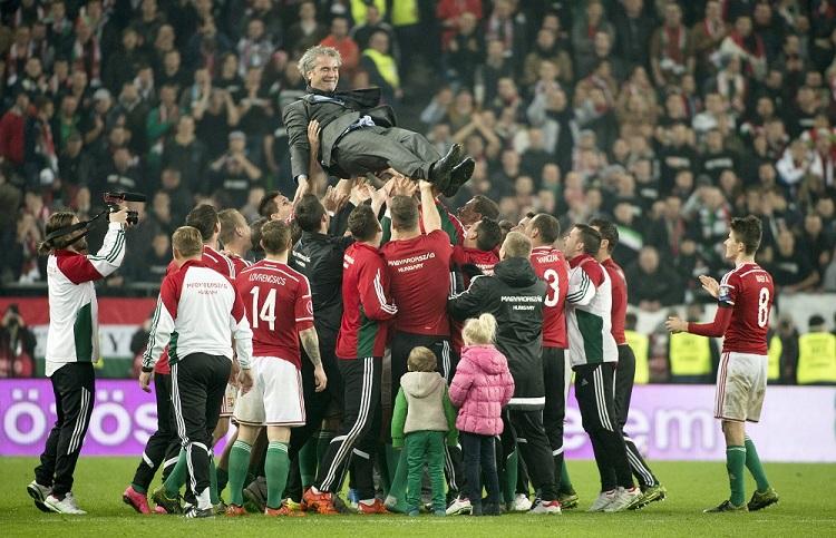 Deutsche Fußballtrainer wollen eine neue Puskás-Ära in Ungarn schaffen post's picture