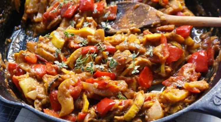Koch etwas Ungarisches! – Letscho (lecsó) Rezept post's picture