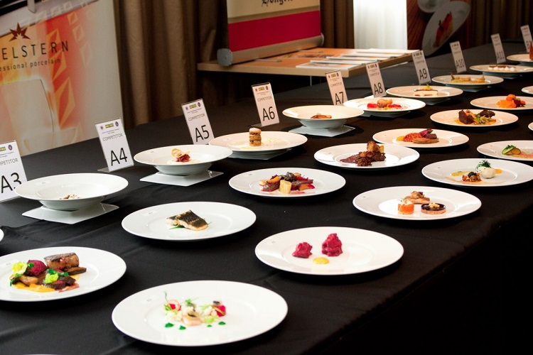 Alexandra Pereszlényi repräsentiert Ungarn beim internationalen Kochwettbewerb in Frankfurt post's picture