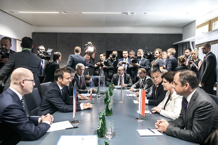 Kritik von Macron und Merkel – Reaktionen der osteuropäischen Länder post's picture