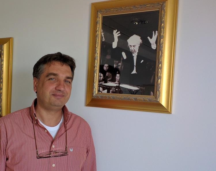 """""""Die Saiten der menschlichen Seele sind am kompliziertesten und komplexesten"""" – Interview mit Zsolt Hamar Generalmusikdirektor der Ungarischen Nationalphilharmonie post's picture"""