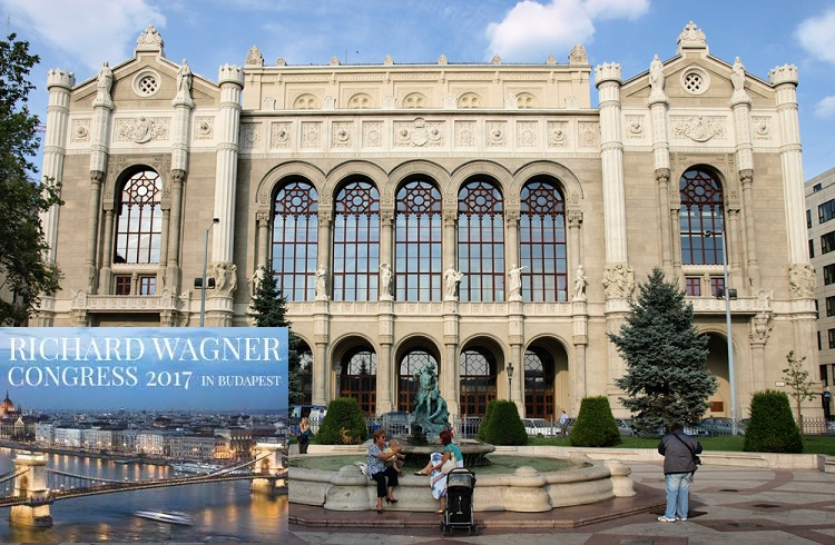 Richard-Wagner-Kongress in Budapest post's picture