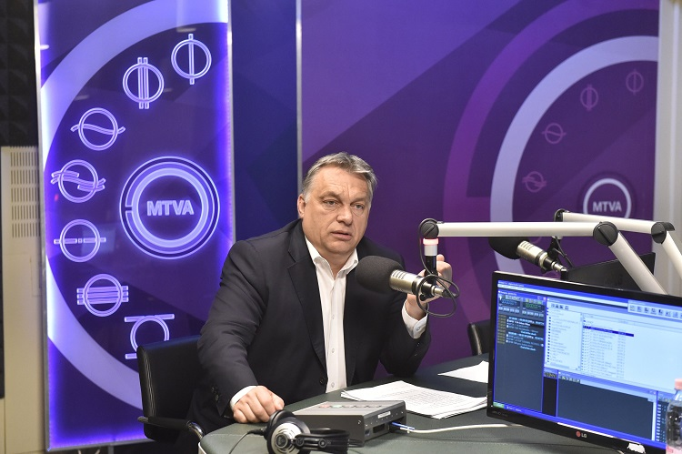 """Viktor Orbán: """"Man muss der Europäischen Union neue Ziele geben"""" post's picture"""