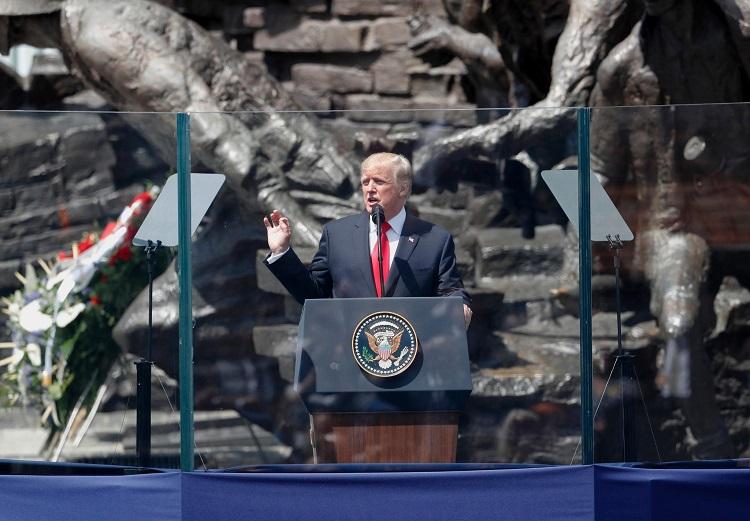 Trumps Warschauer Botschaft von Orbán inspiriert? post's picture