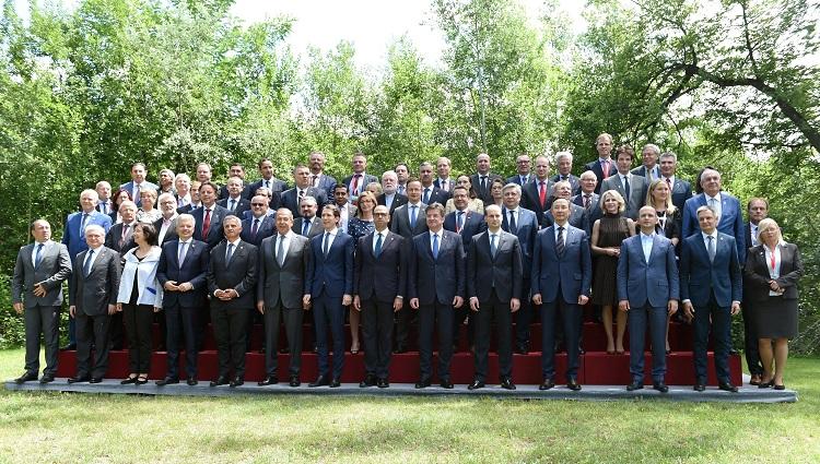 OSZE-Außenministertreffen: Kampf gegen Terrorismus im Mittelpunkt