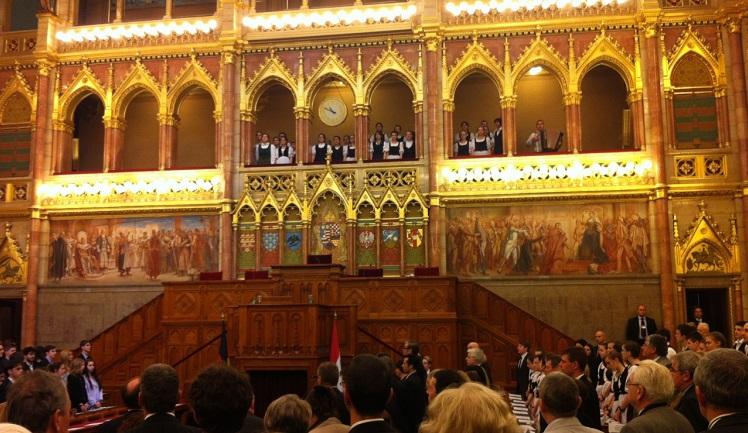 Ungarndeutsche wollen Abgeordneten im Parlament