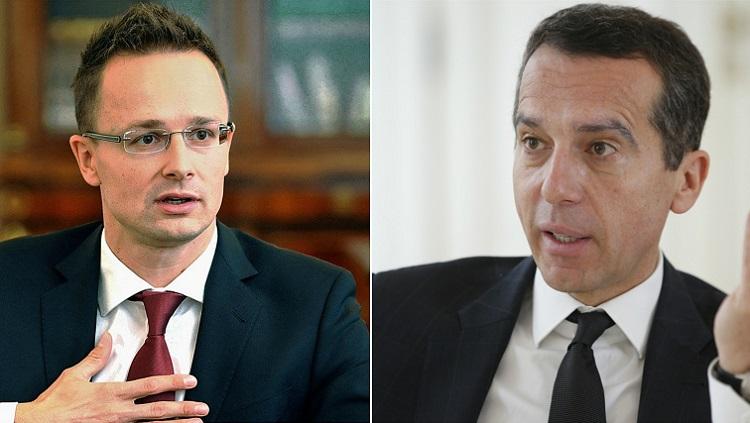 Außenminister Szijjártó: Die Visegrád-Gruppe kann nicht zerbrochen werden post's picture
