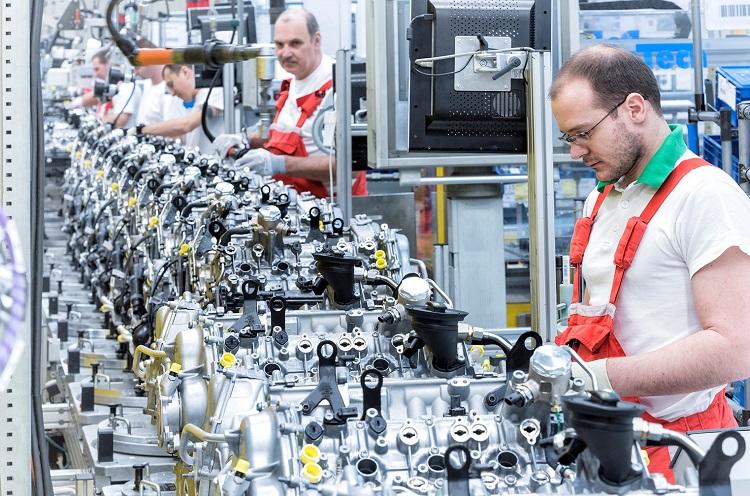 Werkzeugbau der Audi Hungaria Zrt. vergrößert