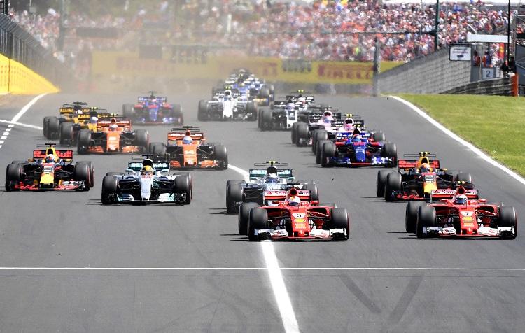 Vettel gewinnt den Großen Preis von Ungarn