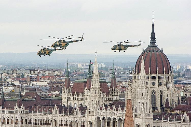 20. August: Geburtstag von Ungarn gefeiert