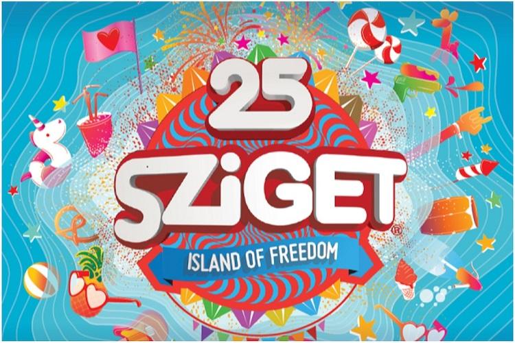 Das 25. Sziget-Festival Budapest geht heute los post's picture