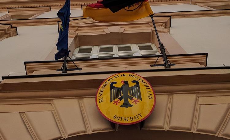Neuer Botschafter von Deutschland in Budapest vorgestellt post's picture