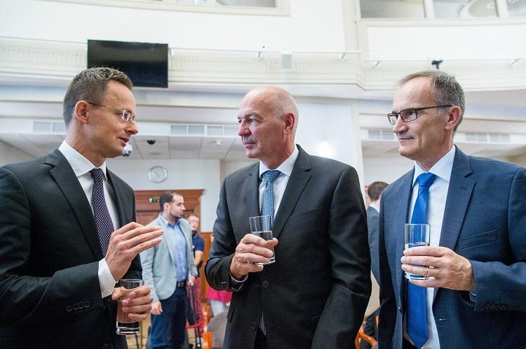 Diehl Aircabin Investition in Debrecen