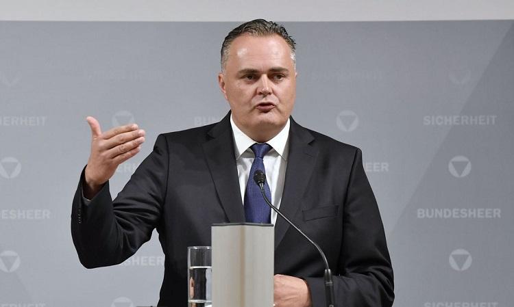 Österreichs Verteidigungsminister: Gemeinsamer EU-Außengrenzschutz soll geschaffen werden post's picture