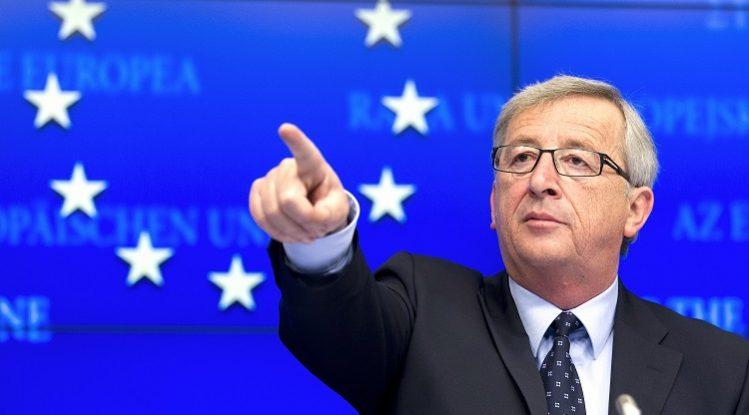 """Jean-Claude Juncker: """"Solidarität ist kein à la carte-Gericht"""""""