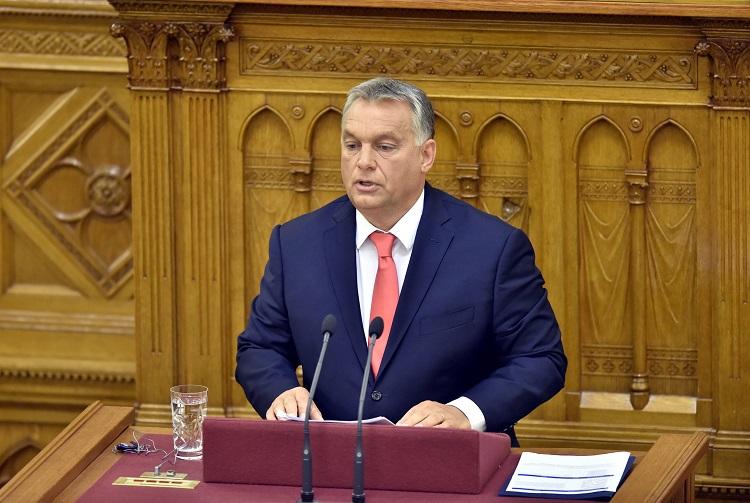 """Viktor Orbán: """"Die Europäische Union verfolgt eine verfehlte Einwanderungspolitik"""" post's picture"""