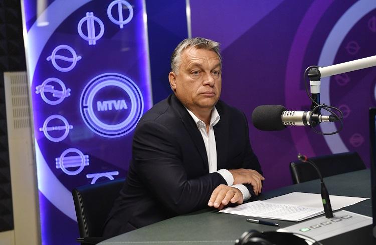 """Orbán: """"Anfang nächster Woche beginnen wir mit der Impfung von registrierten Personen"""""""