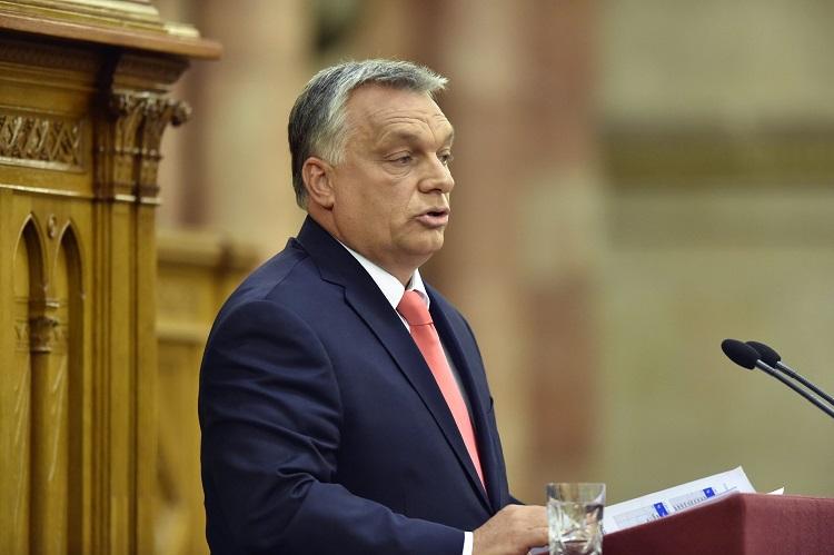 """Orbán: """"Wir wollen ein ungarisches Ungarn und ein europäisches Europa."""" post's picture"""