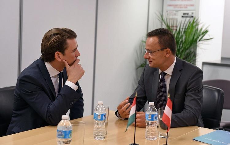 """Außenminister: ÖVP ist """"rational"""" in der EVP-Debatte über Fidesz"""