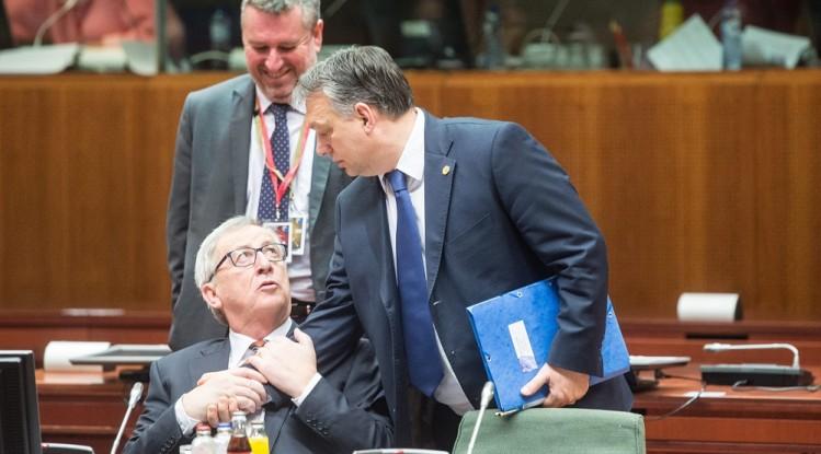 """Orbán: """"Ungarn ist kein Einwanderungsland und will kein Einwanderungsland werden"""" post's picture"""