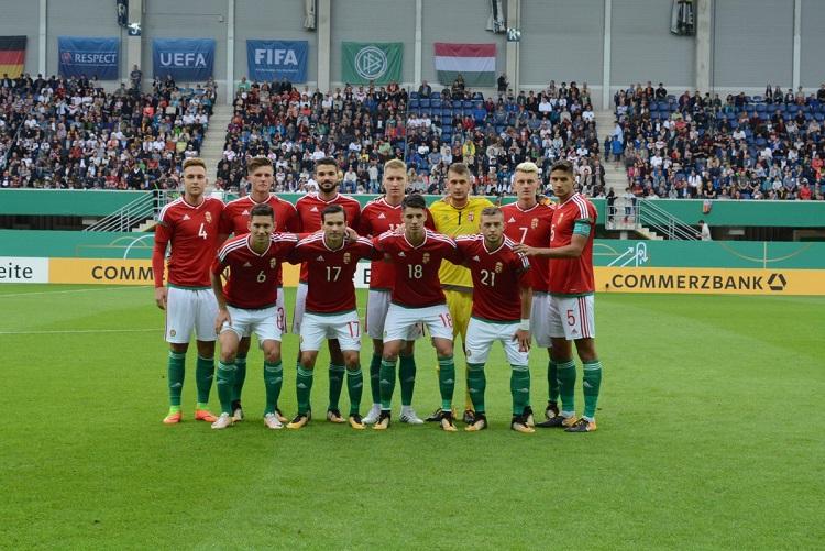 Ungarns U21 startet mit Sieg gegen Deutschland post's picture