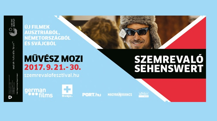 SZEMREVALÓ | SEHENSWERT Filmfestival in Ungarn post's picture