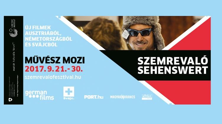 SZEMREVALÓ | SEHENSWERT Filmfestival in Ungarn