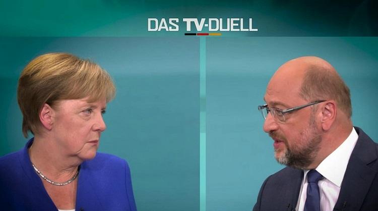 TV-Duell Merkel gegen Schulz: Über Ungarn wurde auch debattiert