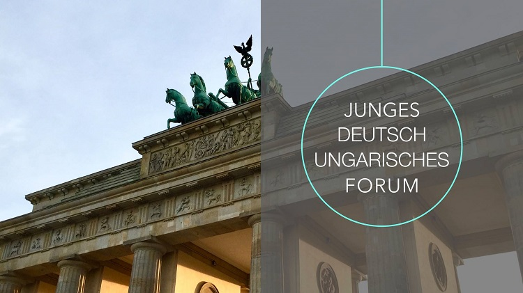 Junges Deutsch-Ungarisches Forum 2017 Berlin post's picture