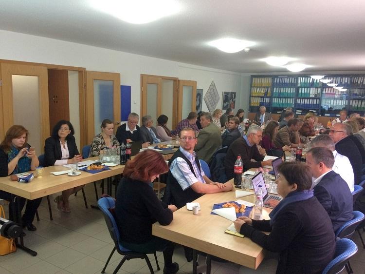 """""""Ungarndeutsch. Steh' dazu!"""" – Wahlprogramm der Ungarndeutschen wurde verabschiedet post's picture"""