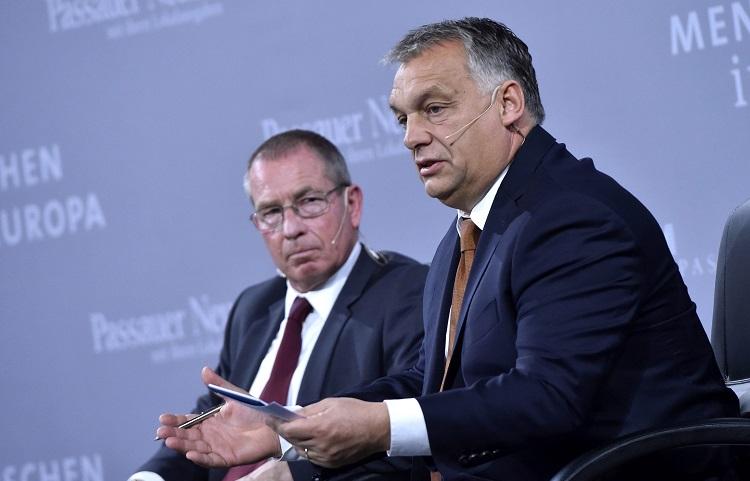"""Orbán: """"Die große europäische Frage lautet, wie wir künftig zusammenleben werden"""" post's picture"""