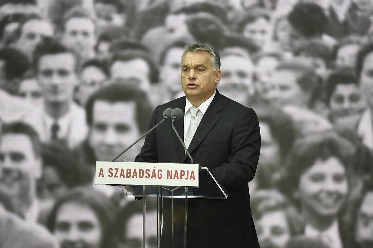 """Orbán: """"Wir wollen ein sicheres, bürgerliches, christliches und freies Europa"""" post's picture"""