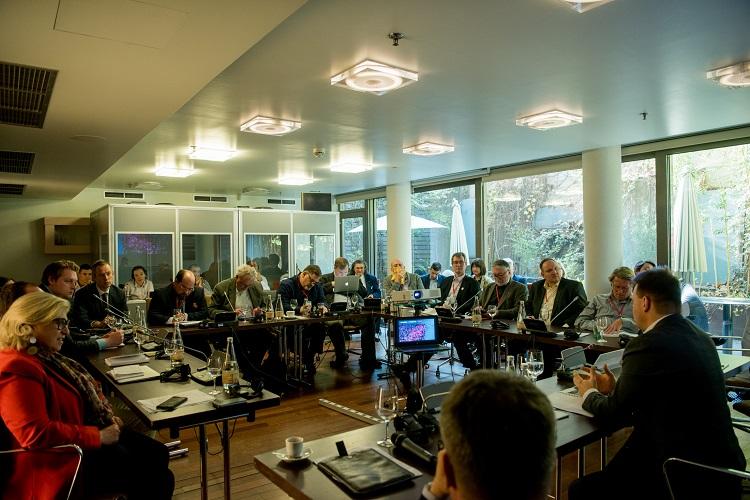 Journalistenkonferenz der Freunde von Ungarn Stiftung in Budapest post's picture