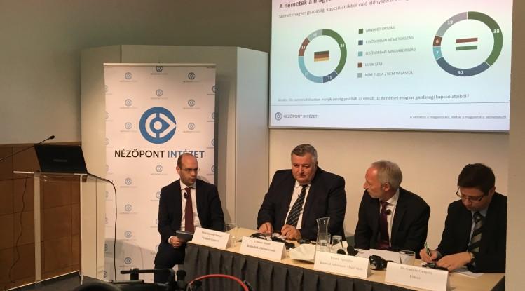 Umfrage: Deutsch-ungarische Beziehungen im Mittelpunkt