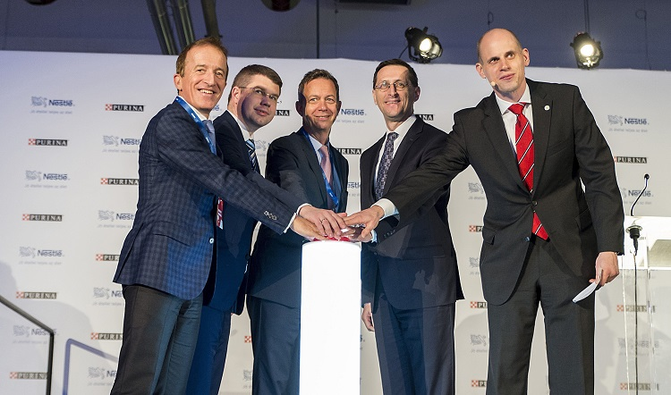 Milliardeninvestition bei Nestlé Ungarn