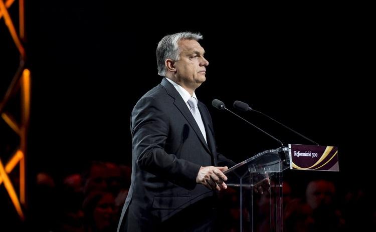 """Orbán: """"Dem Menschen zu dienen ist in der Regierung eine mindestens so schwierige Aufgabe wie in der Kirche"""" post's picture"""
