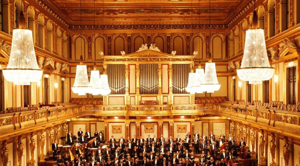 Konzert im Wiener Musikverein zu Ehren der Visegrád-Gruppe post's picture