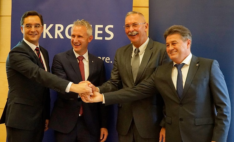 Milliardeninvestition der Krones AG in Ungarn