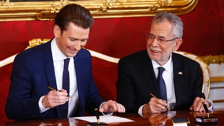 Ungarn gratuliert Österreich zur neuen Regierung post's picture