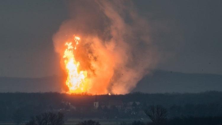 Baumgarten-Explosion – Gasversorgung in Ungarn läuft ungestört post's picture
