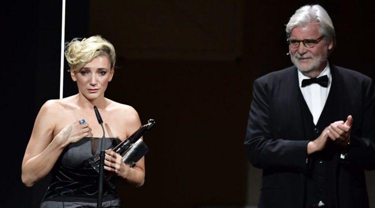 Alexandra Borbély als beste europäische Schauspielerin ausgezeichnet post's picture