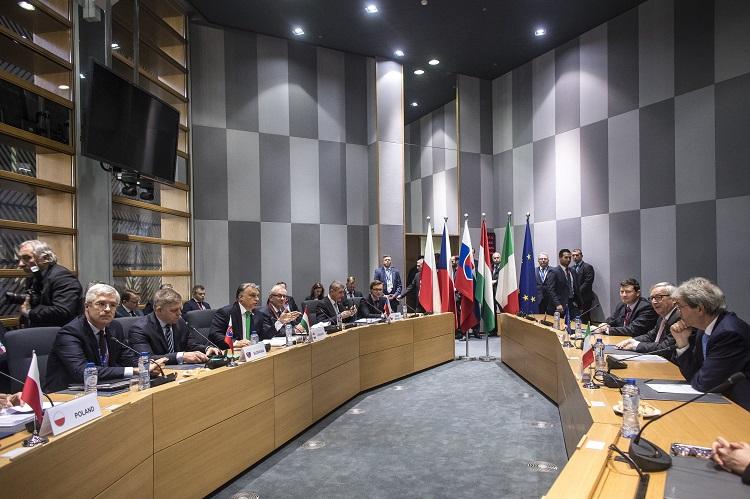 Ungarische Presseschau – Migration als Thema beim EU-Gipfel post's picture